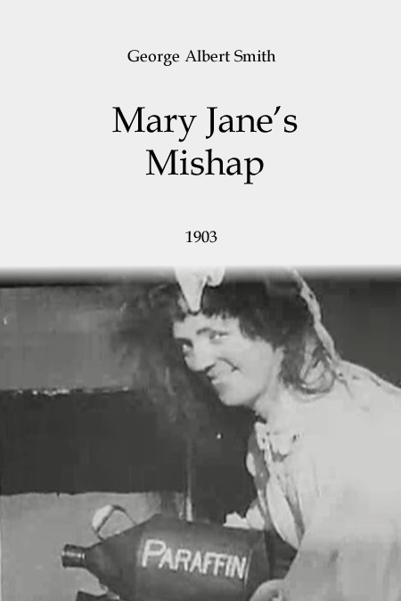Mary Jane's Mishap Poster