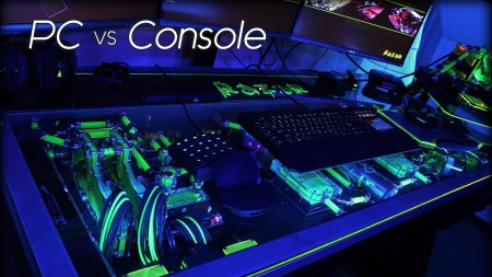 PC vs Console: 10 good reasons to choose a PC